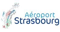 Logo de l'aéroport de Strasbourg