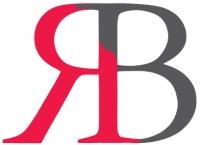 Logo avec des initiales entrelacées