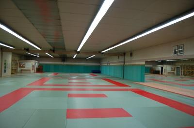 Salle des Arts Martiaux à Forbach