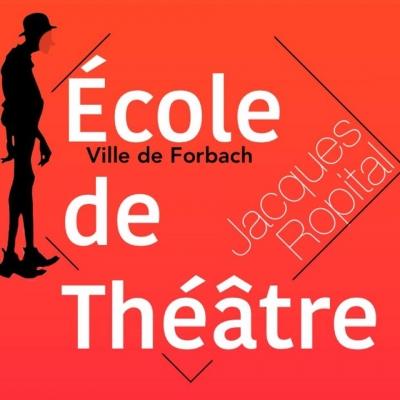 """L'école de théâtre municipale """"Jacques Ropital"""""""