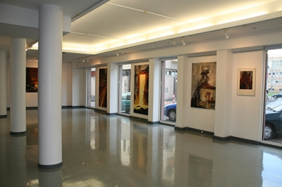 Galerie de la médiathèque de Forbach