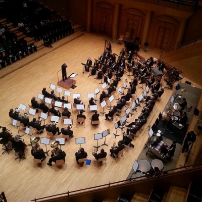 L'harmonie municipale de Forbach