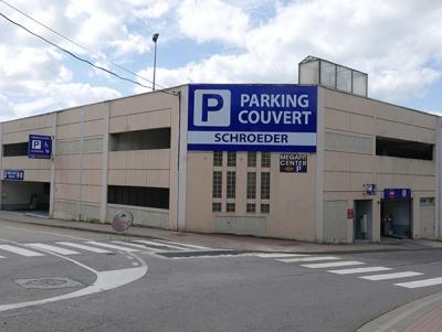 Parking couvert Schroeder