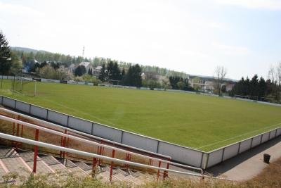 Le stade François Meyer à Forbach