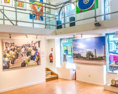 Galerie Têt'de l'Art à Forbach