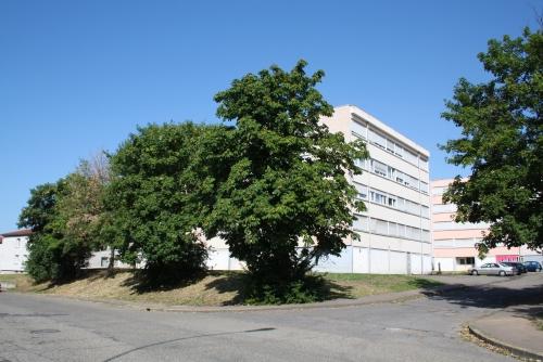 Quartier de Bellevue à Forbach