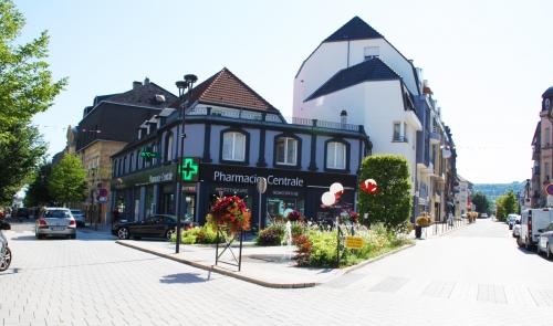 Centre-ville de Forbach