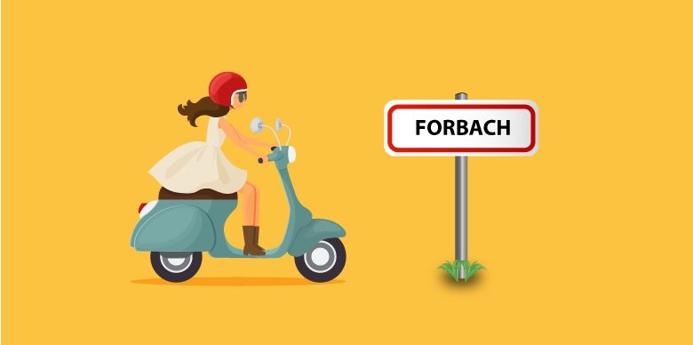 Destination Forbach