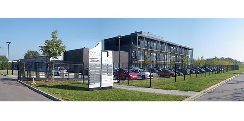 Pépinière d'entreprises Eurodev'center