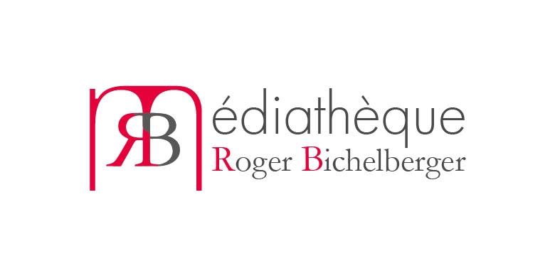 Logo de la médiathèque Roger Bichelberger